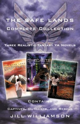 The Safe Lands Complete Ebook Collection