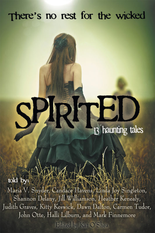 Spirited anthology