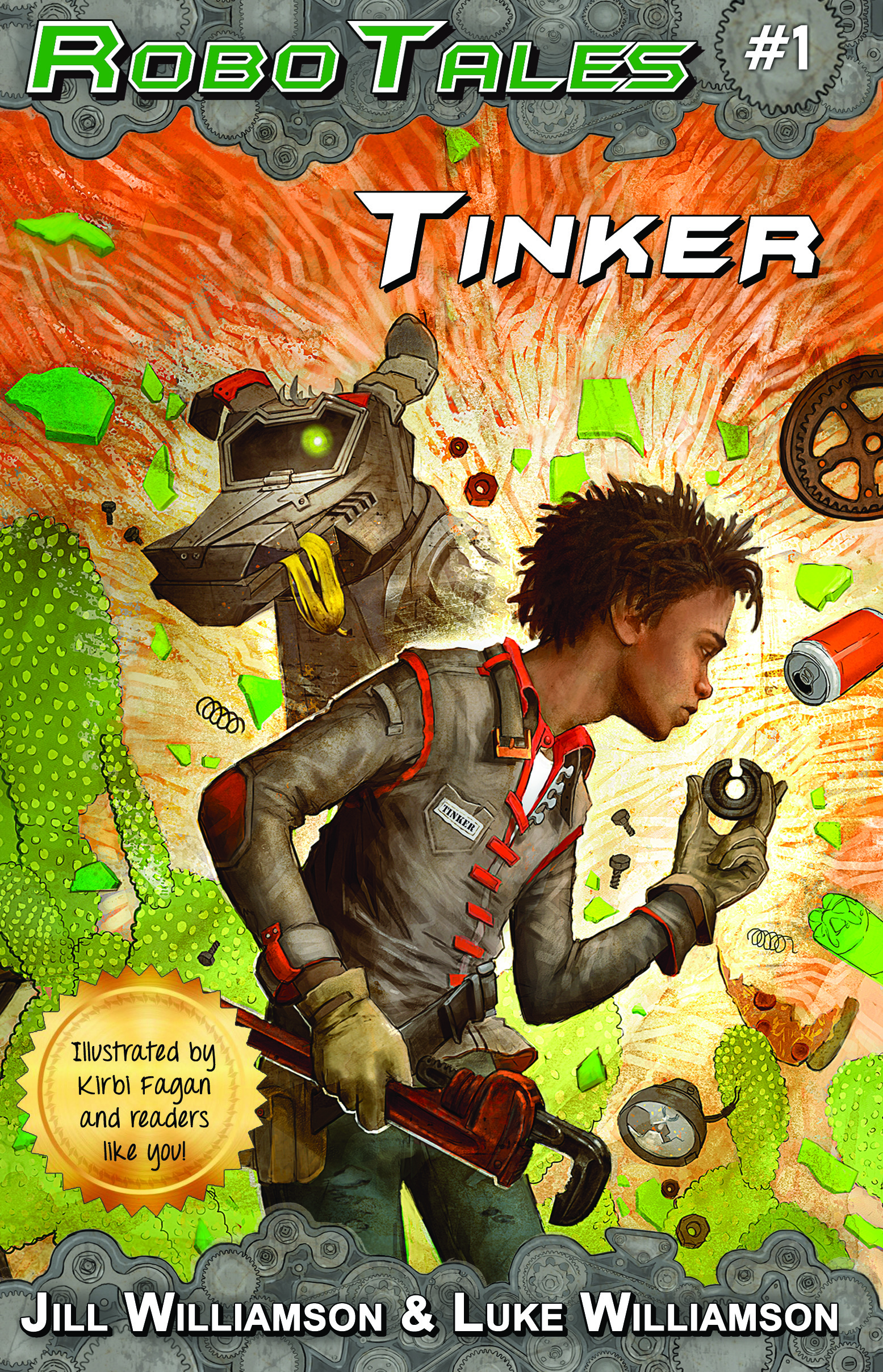 Tinker (RoboTales, book one)