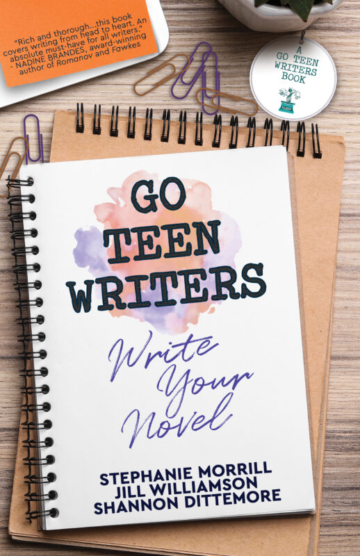 Go Teen Writers: Write Your Novel